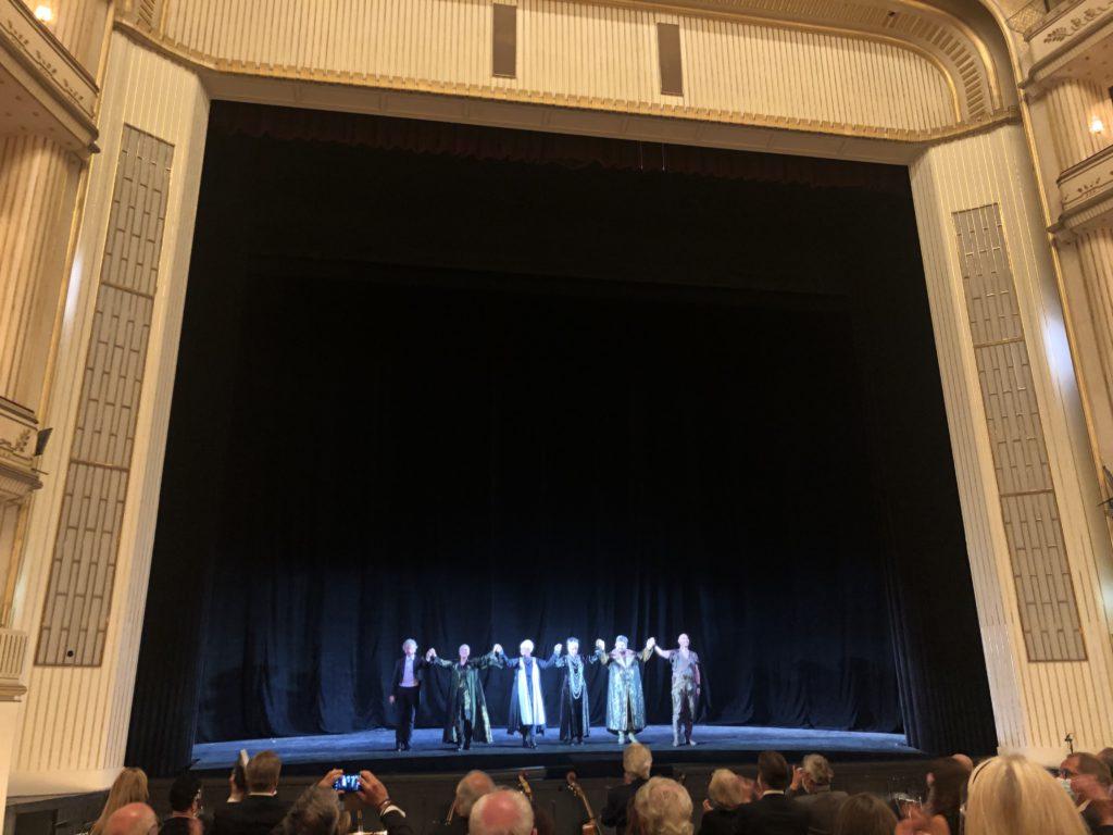 Franz Welser-Möst dirigiert die Wiederaufnahme von Elektra in der Inszenierung von Harry Kupfer an der Wiener Staatsoper im September 2020
