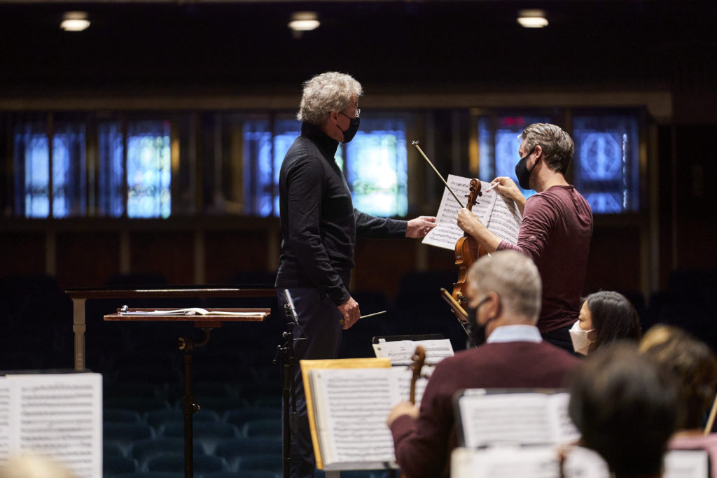 Franz Welser-Möst and The Cleveland Orchestra are bringing music-making back to Severance Hall